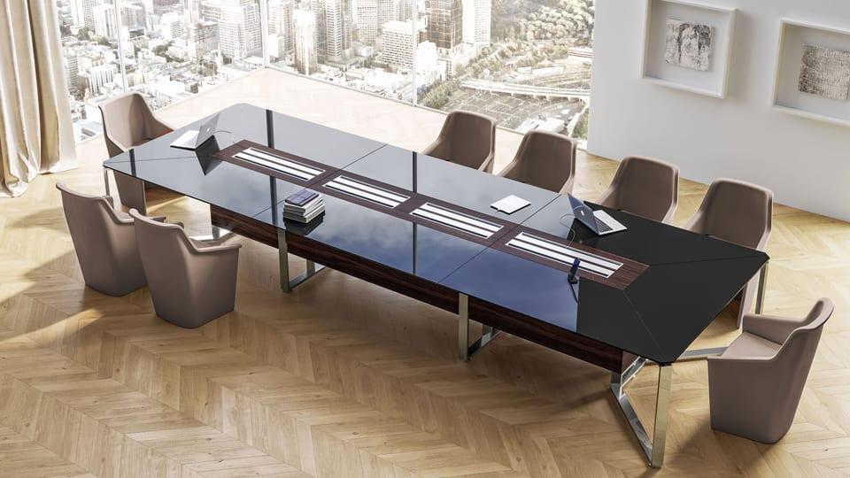 LAS tárgyaló asztal